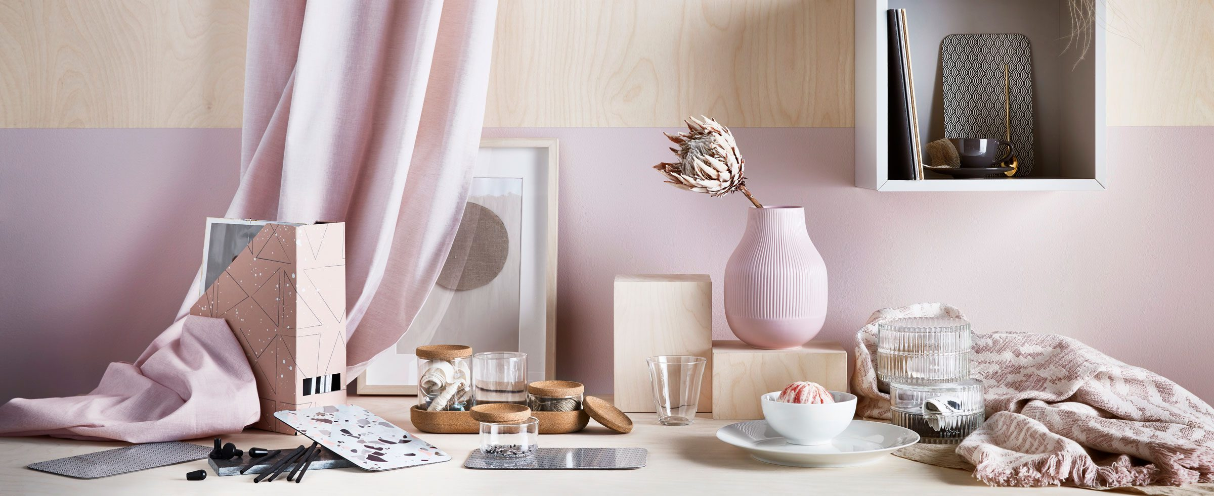 various-smaller-ikea-products-in-a-pink-tone-setting